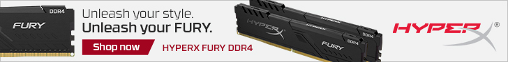 HyperX New DDR4 Fury